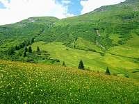 údolí Gastein - Bad Gastein - Rakousko