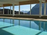 Bazén v přízemí objektu - apartmán k pronajmutí Tauplitz - Rakousko