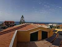 Sardinie, La Ciaccia apartmán  ubytování