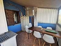 Apartman Sardinie La Perla 4 + kk - pronájem La Ciaccia - Sardinie