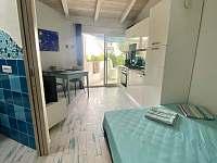 La Perla 1 + kk - dvoulůžková postel - La Ciaccia - Sardinie