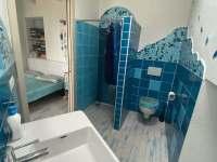 La Perla 1 + kk - koupelna - apartmán k pronájmu La Ciaccia - Sardinie