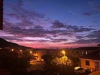 Sardine - západ Slunce nad La Ciaccia -