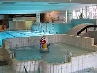 Dětský bazének - apartmán k pronájmu Sankt Englmar
