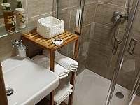 koupelna - pronájem apartmánu Tux - Rakousko