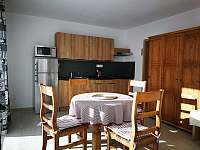 kuchyňský kout - apartmán k pronájmu Tux - Rakousko