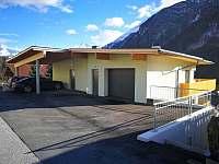 parkoviště - apartmán ubytování Tux - Rakousko
