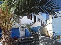 Kanárské Ostrovy penziony  ubytování