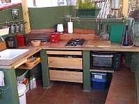 Venkovní kuchyně - Playa de Mogán, Gran Canaria