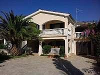 Chorvatsko - Vir apartmán  ubytování