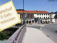 Hlavni nadrazi - apartmán ubytování Berchtesgaden - Bavorsko