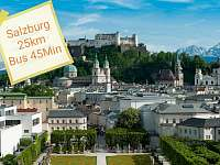 Salzburg - apartmán k pronájmu Berchtesgaden - Bavorsko