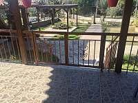 Branka na terase