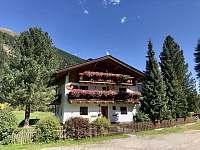 Rakousko - Tyrolsko chalupa  pronajmutí