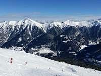 sjezdovky - apartmán ubytování Bad Gastein - Rakouské Alpy