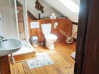 koupelna v patře - Pivoň