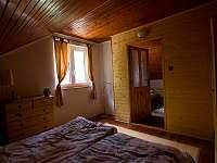 Pohled z ložnice - Mrákov - Mlýneček