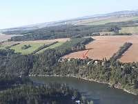 Umístění chaty