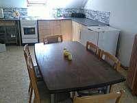 Apartmán kuchyň - Chodovská Huť