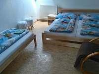 Apartmán ložnice (2+2lůžka) - Chodovská Huť