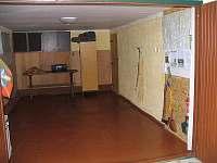 garáž a infocentrum