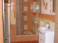 koupelna s lázeňskými kamny