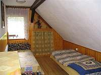 ložnice - 3+1přistýlka