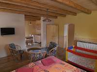 Apartmány Pod Hradem - apartmán k pronájmu - 15 Skalná