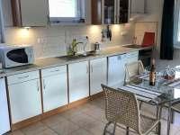 kuchyň - pronájem rekreačního domu Labuť