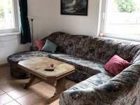 Obývák - pronájem rekreačního domu Labuť