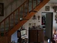schodiště - Bochov
