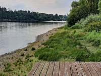 Chata U přehrady Hracholusky - pronájem chaty - 7 Těchoděly