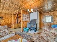 Chata U přehrady Hracholusky - chata k pronajmutí - 8 Těchoděly
