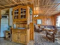Chata U přehrady Hracholusky - chata ubytování Těchoděly - 9