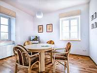 Jídelna - pronájem apartmánu Smederov