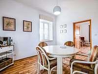 Půhled z jídelny do ložnice - Smederov