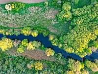 Řeka Úslava - pronájem apartmánu Smederov