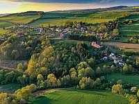 Výhled na hory - Smederov