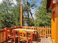 Chata U okouna - Hracholuská přehrada - chata ubytování Pňovany - Valečkův Mlýn - 5