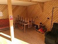 Ubytování - pronájem chatek - 12 Dehetná