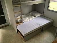 Ubytování - chatky - 16 Dehetná