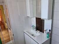 koupelna - pronájem chalupy Žihle