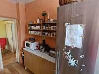 kuchyň - pronájem chalupy Žihle
