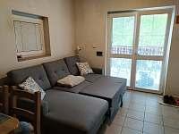 Chata u Dubu - sedací souprava 3 - ubytování Újezd nade Mží