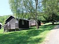 Chatová osada Hájovna - chatky - 13 Kdyně