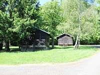 Chatová osada Hájovna - chatky k pronájmu - 15 Kdyně