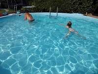 Bazén - chata k pronájmu Plzeň - Božkov