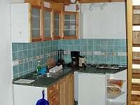 AP 2 - apartmán k pronajmutí Vodná u Bečova nad Teplou