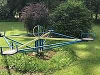 AP zahrada - pronájem apartmánu Vodná u Bečova nad Teplou