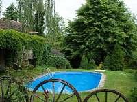 ubytování Ohnišťovice na chalupě k pronájmu